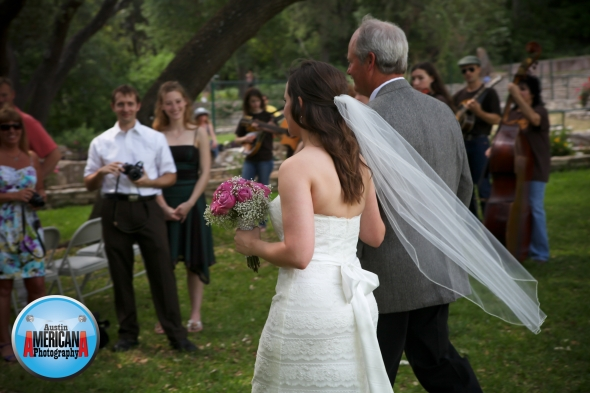 Zilker botanical bride