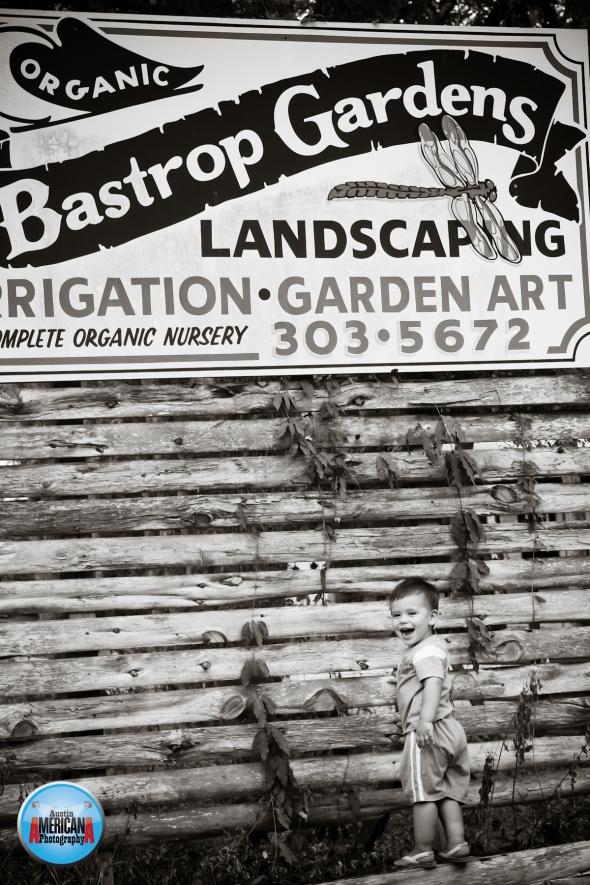 bastrop gardens sign