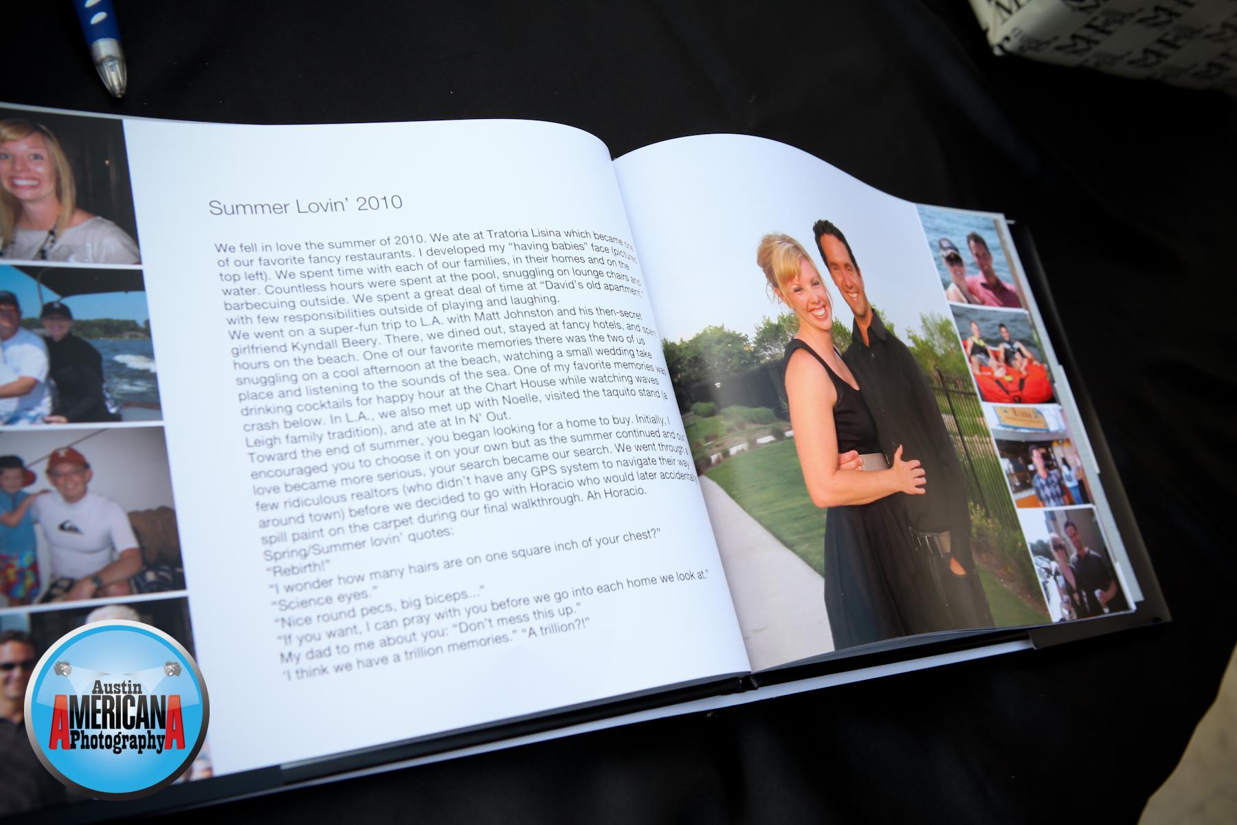 Do it yourself wedding album austin americana studio austin engagement album solutioingenieria Images