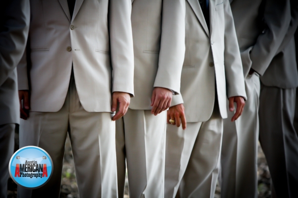 groomsmen gray suit