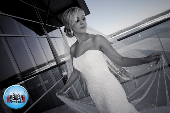 Bride at Lakeway Spa Resort