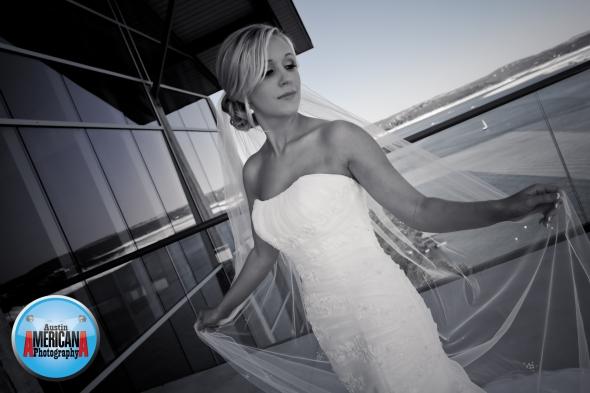 Bride at Lakeway Spa Resort