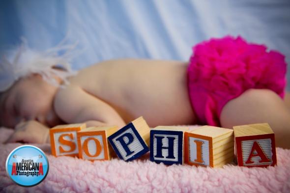 austin baby photo